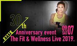 The Fit&Wellness Live 2019